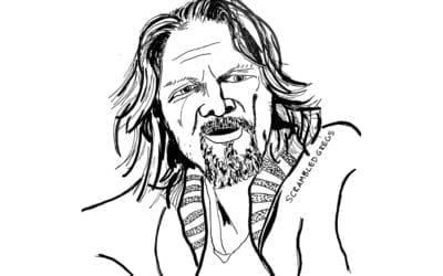 How to Get Over the Fear of Death Big Lebowski Style