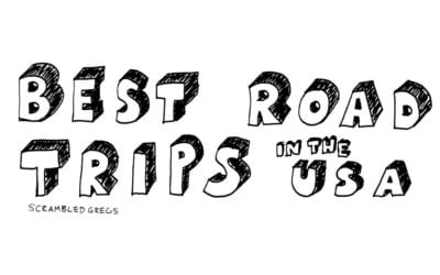 Best Road Trips in the USA
